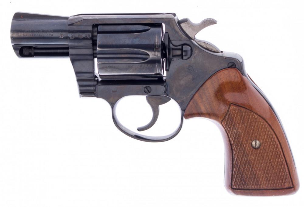 Revolver Colt Detective Special .38 special č.1