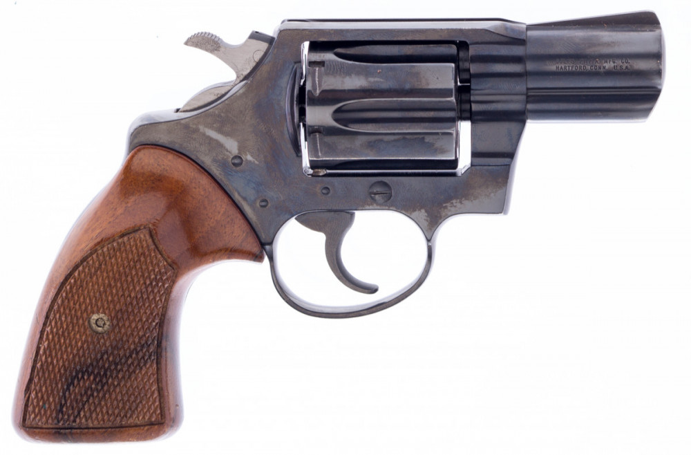 Revolver Colt Detective Special .38 special č.2