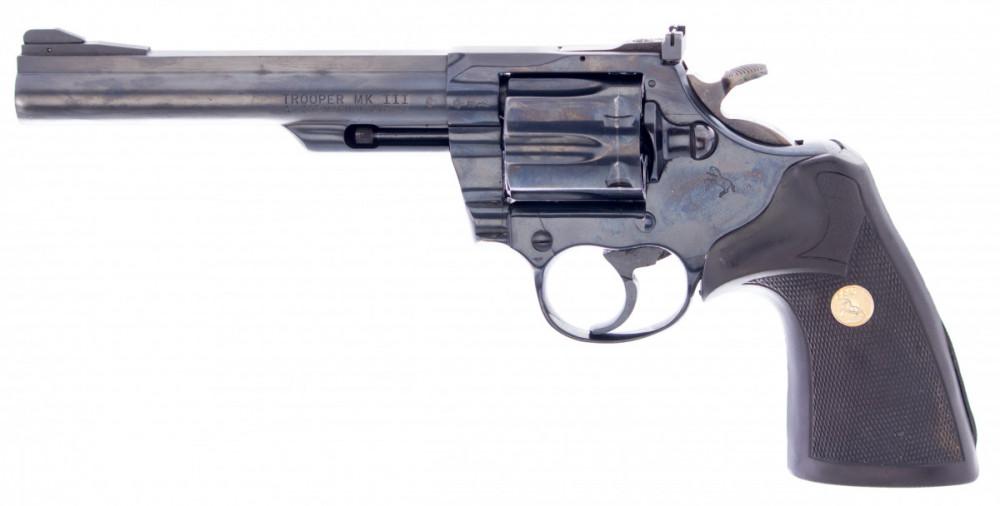 Revolver Colt Trooper Mk. III