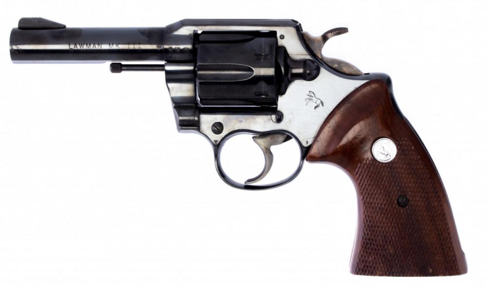 Revolver Colt Lawman Mk3 cal.357Mag