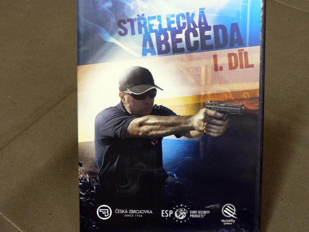 DVD Střelecká abeceda č.1