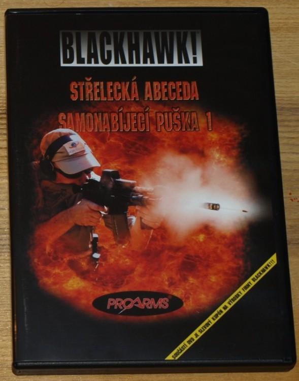DVD Střelecká abeceda - Puška 1 č.2
