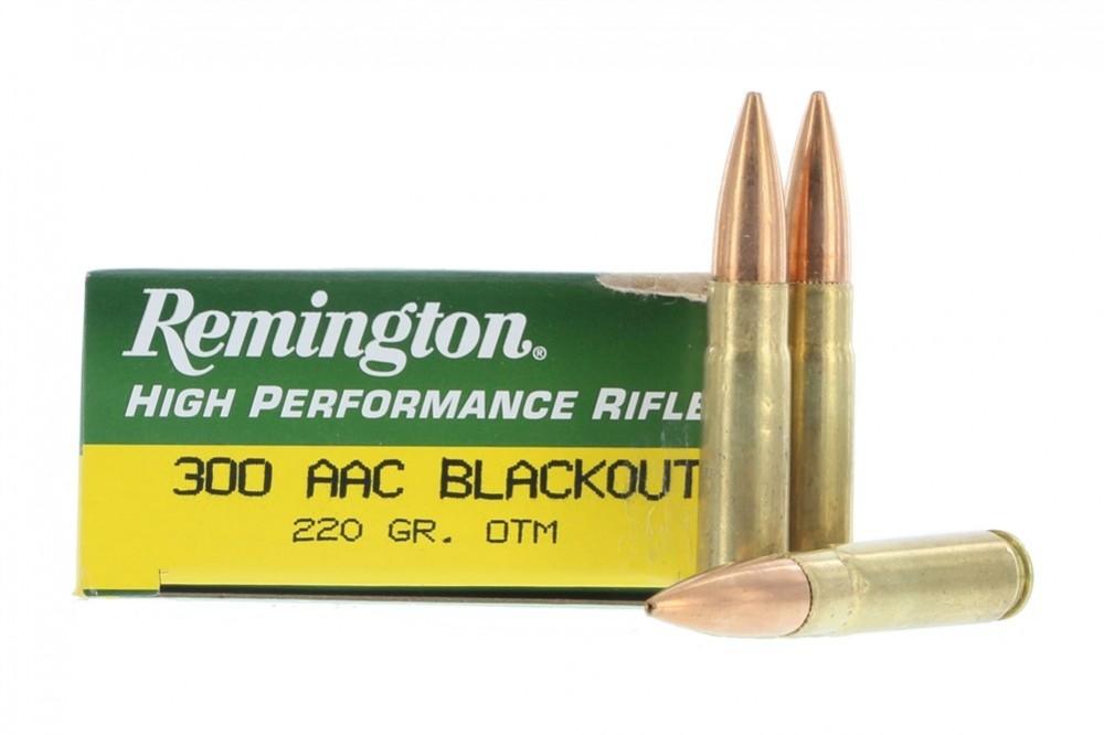Náboje 300 AAC Blackout (Remington) 20 Ks v balení