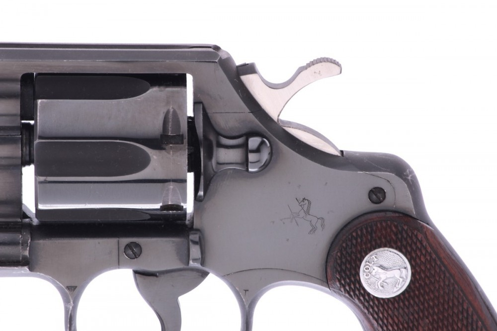 Revolver Colt Official Police č.4