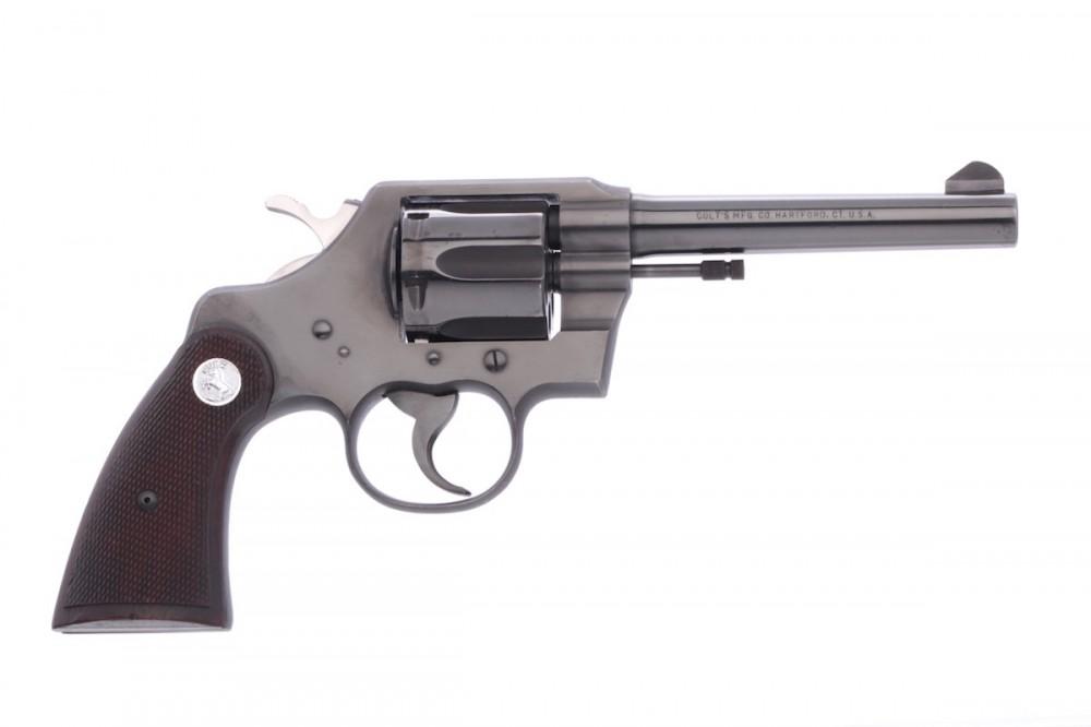 Revolver Colt Official Police č.2