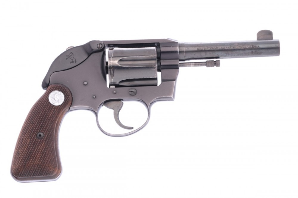 Revolver Colt  Cobra č.1