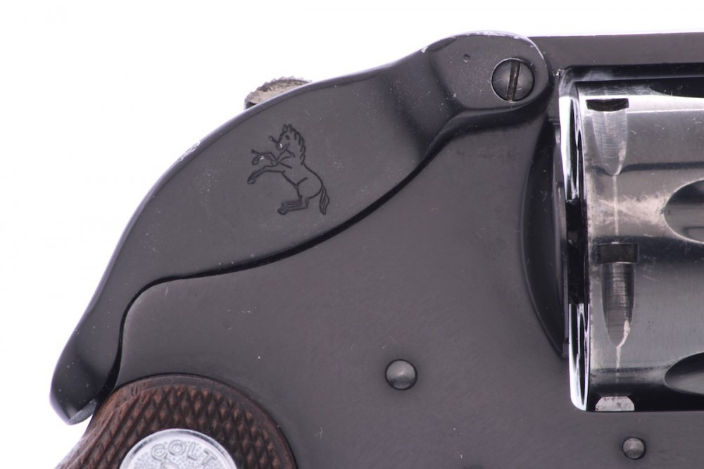 Revolver Colt  Cobra č.2