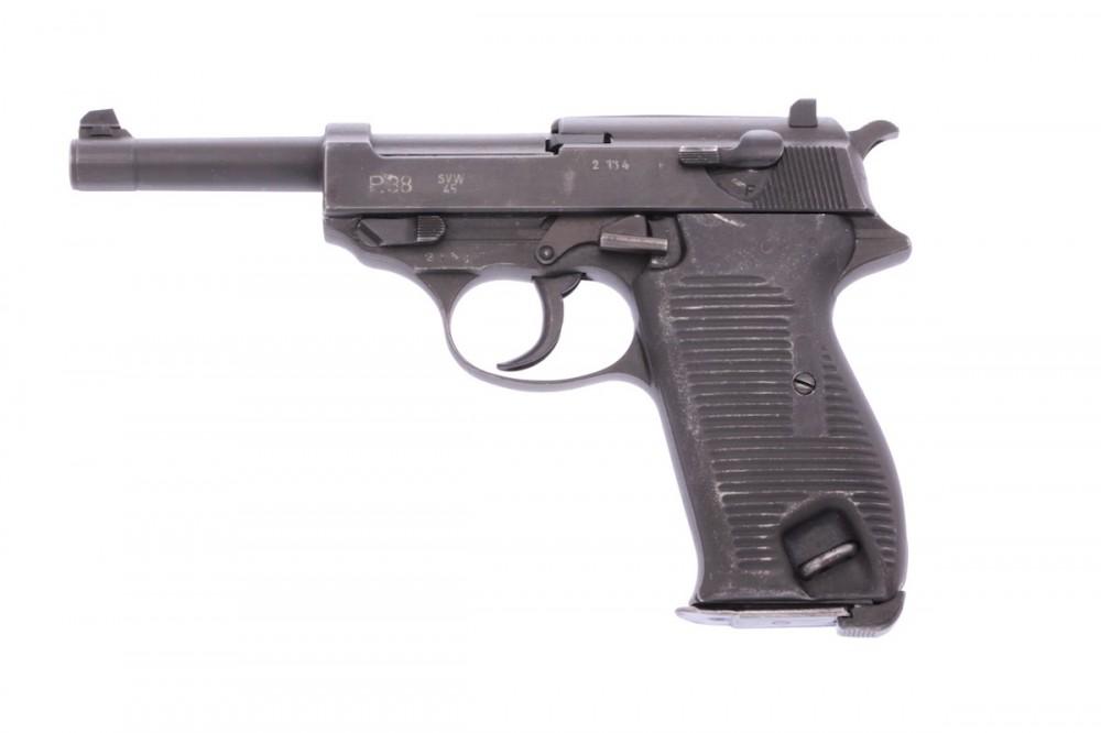 Pistole P38 svw45