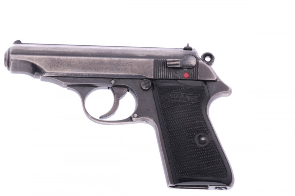 Pistole Walther PP 7,65Br.