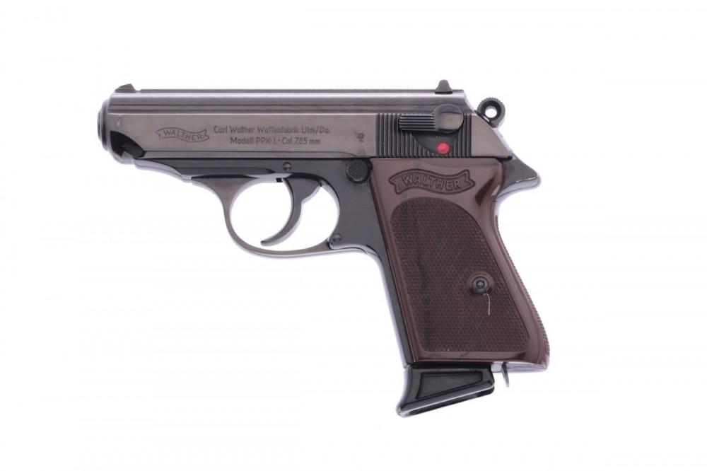 Pistole Walther PPK-L č.1