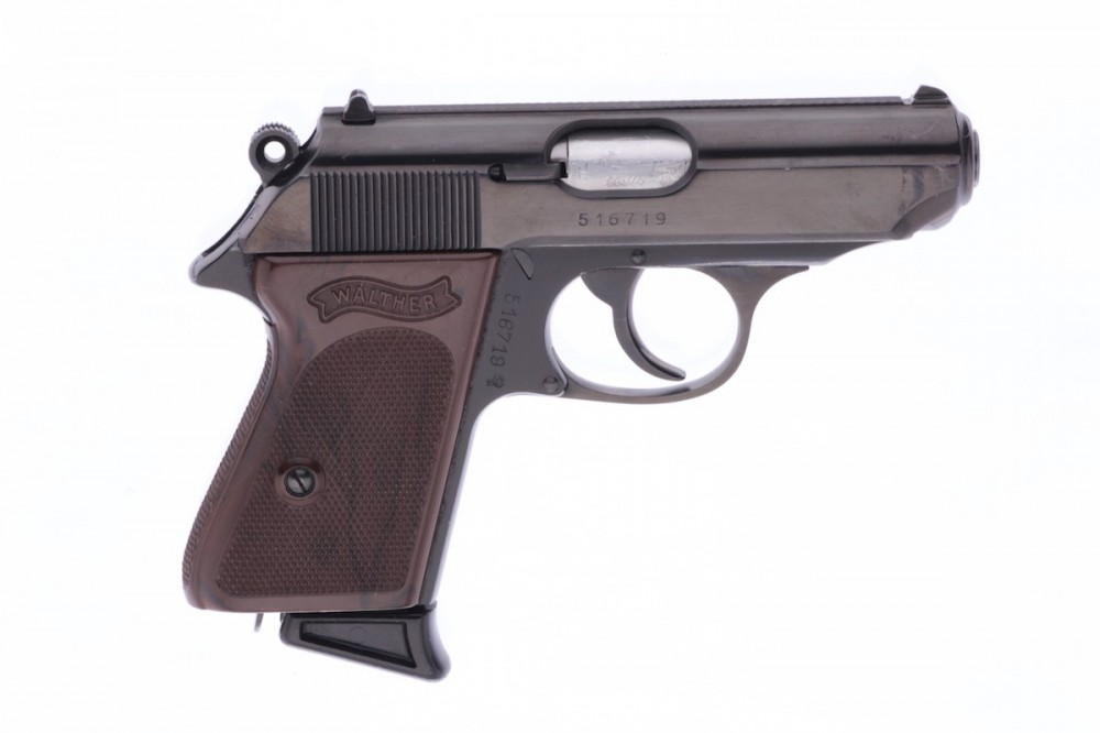 Pistole Walther PPK-L č.2