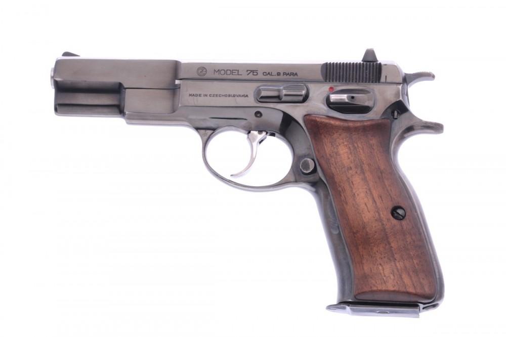 Pistole ČZ 75 1. série