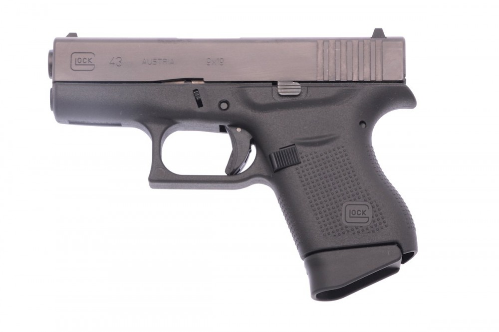 Pistole Glock 43 cal.9mm Luger