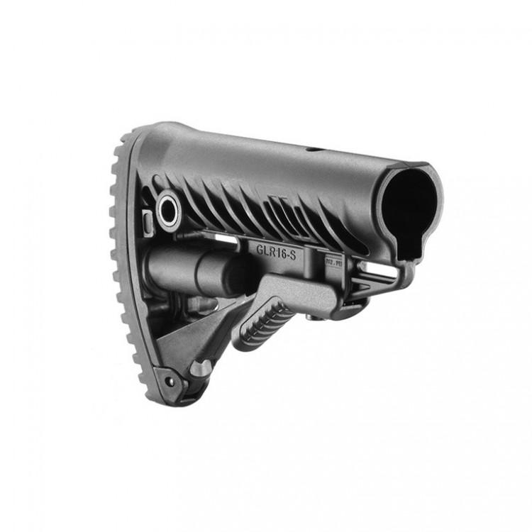 Pažba FabDefense GLR-16 typ M16/AR15