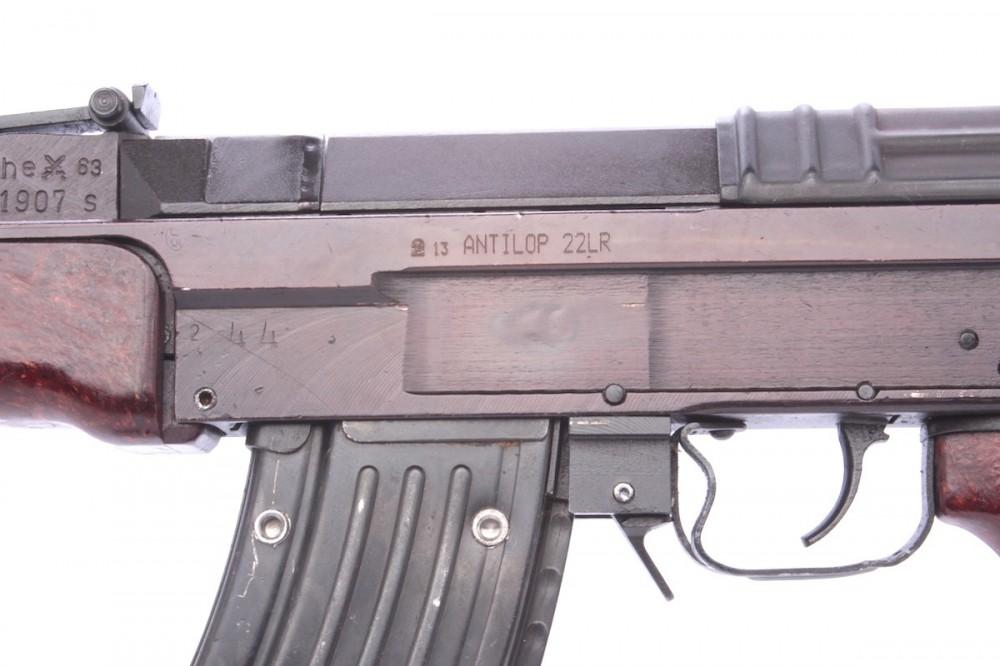 Puška vz. 58 Antilopa č.2
