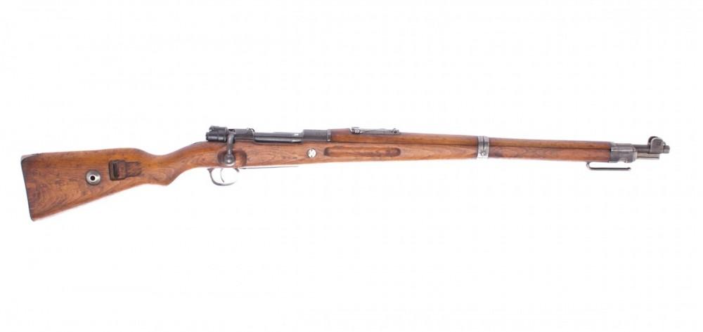 Puška Mauser K98