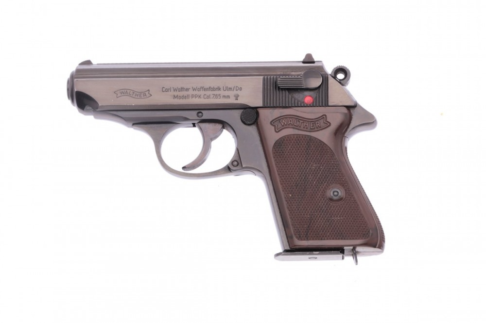 Pistole Walther PPK Stav B