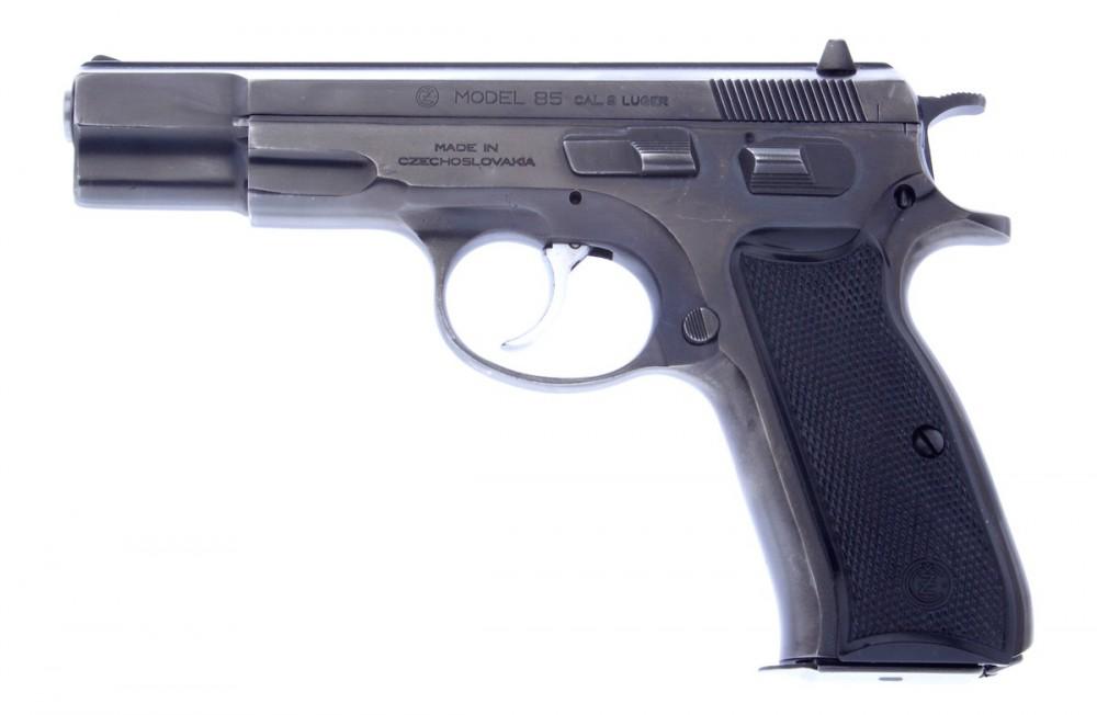 Pistole ČZ vz. 85