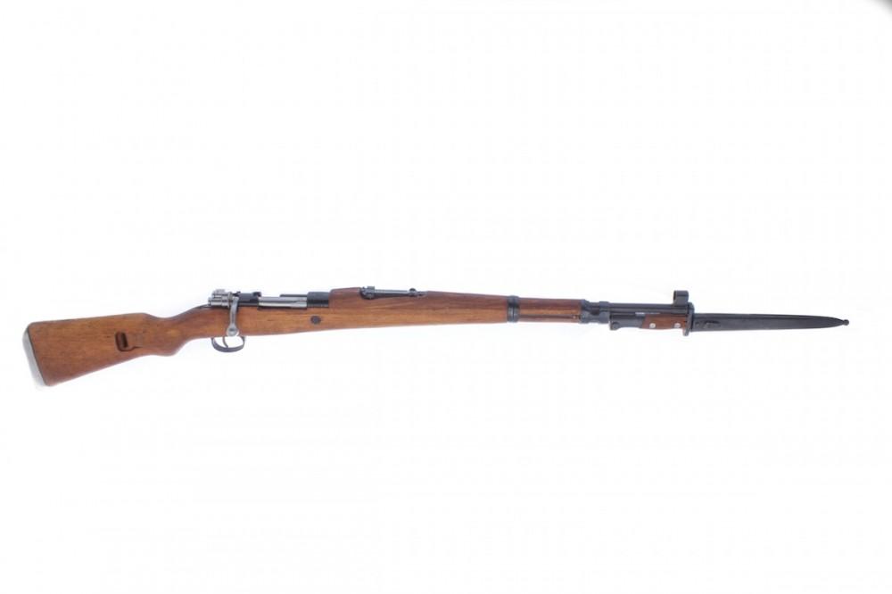 Puška Mauser M48 č.1