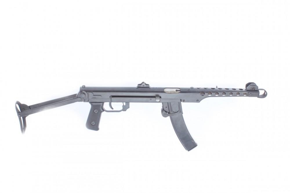 Puška samonabíjecí PPS-43C Radom (Polsko) č.1