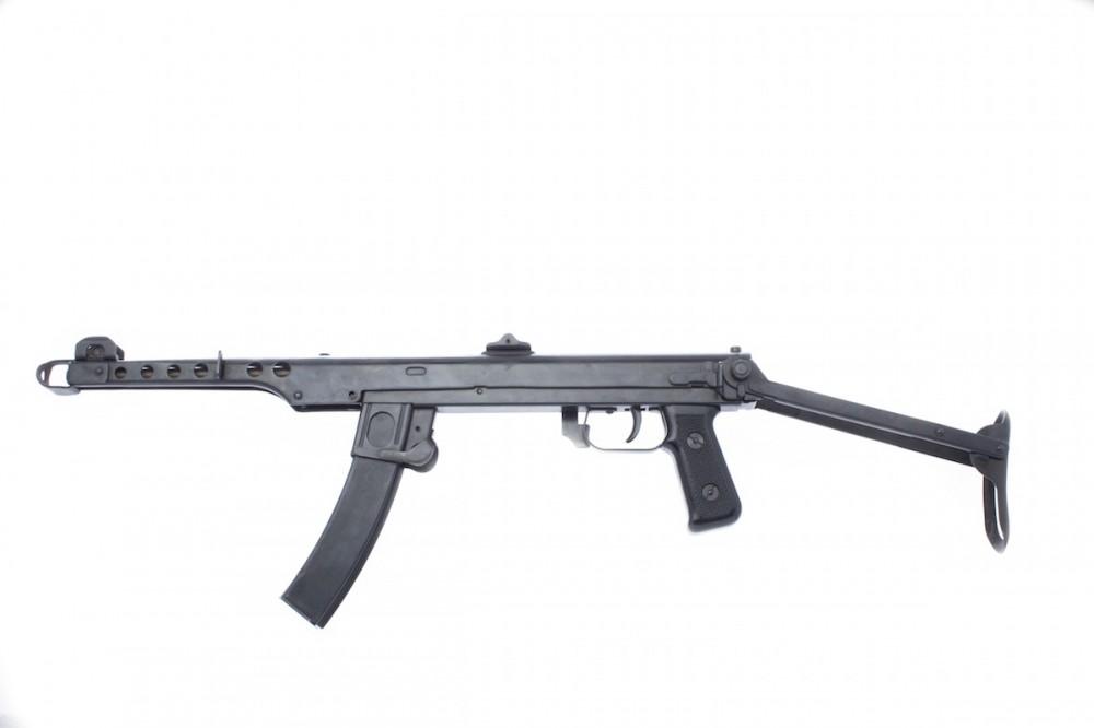 Puška samonabíjecí PPS-43C Radom (Polsko) č.2