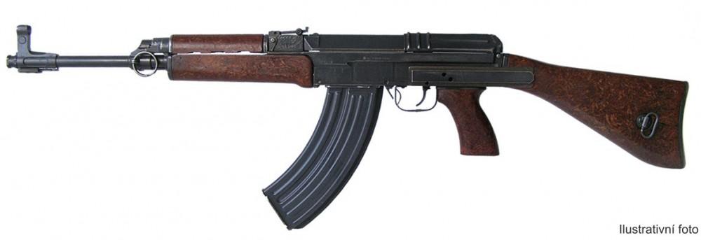 Samonabíjecí puška vz.58 7,62x39