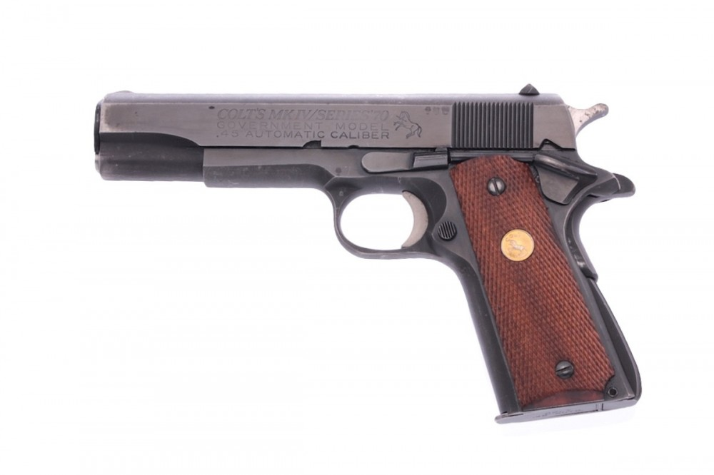 Pistole Colt 1911 Mk IV