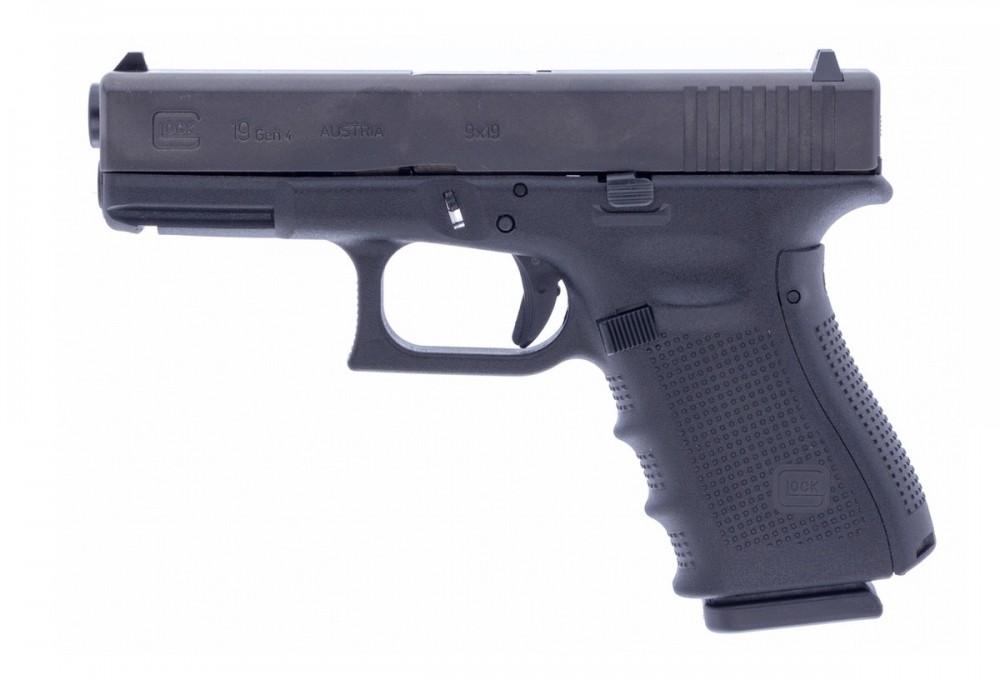 Pistole Glock 19 4.GEN cal.9mm Luger č.1