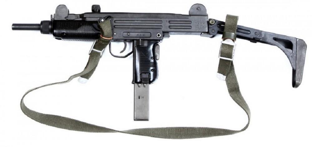 Samonabíjecí puška UZI-S