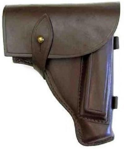 Kožené pouzdro k pistoli PM Makarov + zásobník č.1
