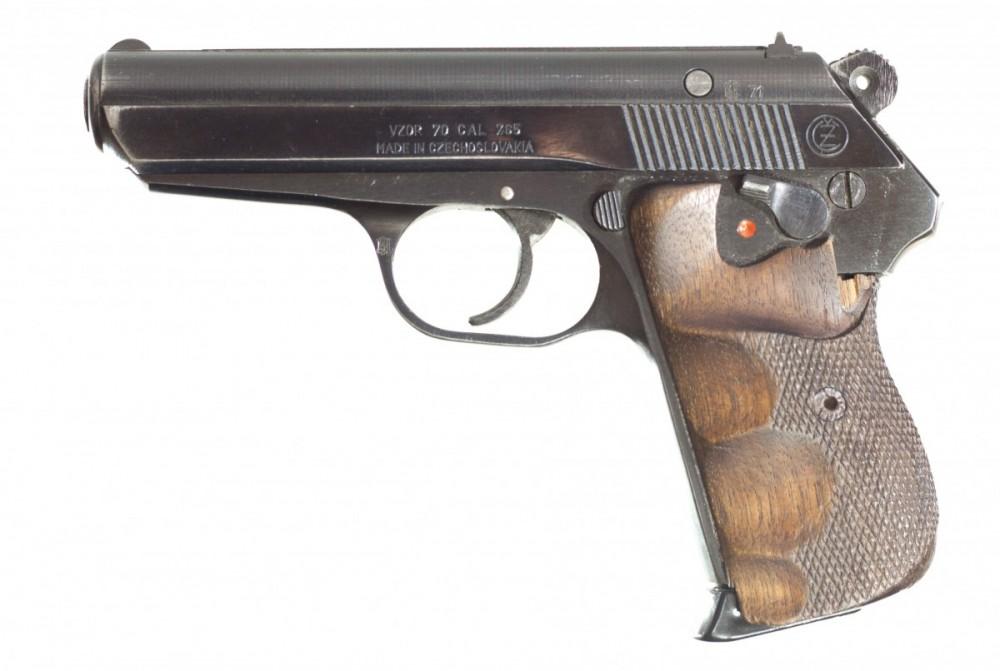 Pistole ČZ vz. 70