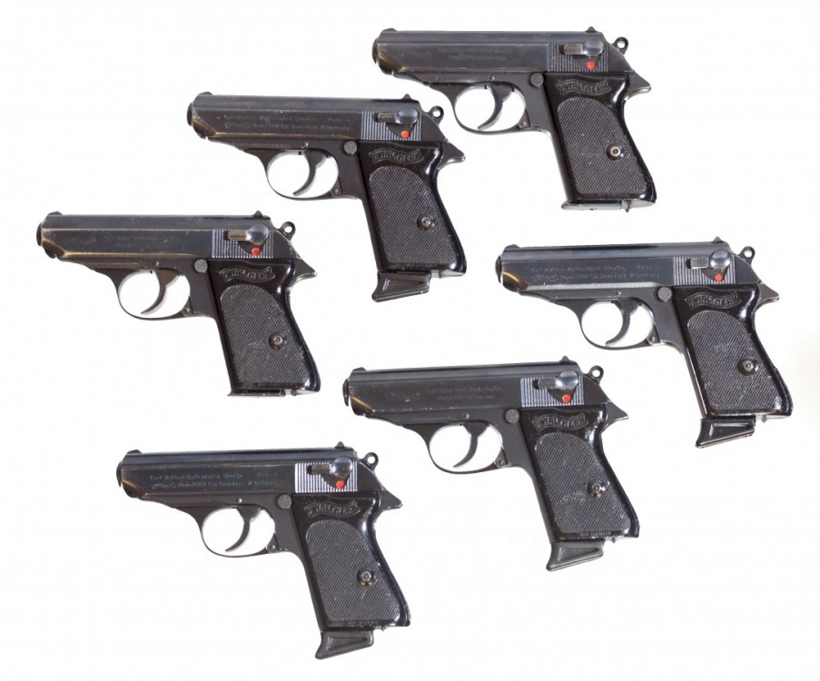 Pistole Walther PPK 9mm Browning