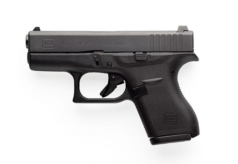 Pistole Glock 42 cal. 380 Auto