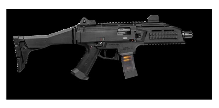 Samonabíjecí pistole CZ Scorpion EVO3 S1 cal.9mm Luger