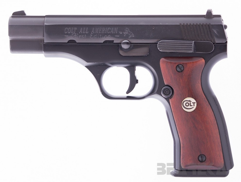 Pistole Colt All American 2000 cal.9mm Luger