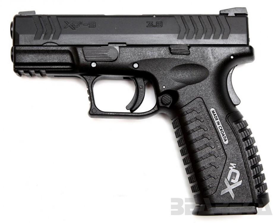 """Pistole XDM-9 3,8"""" cal.9mm Luger"""