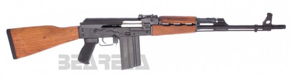 Samonabíjecí puška Zastava M77 Sniper .308Win č.1