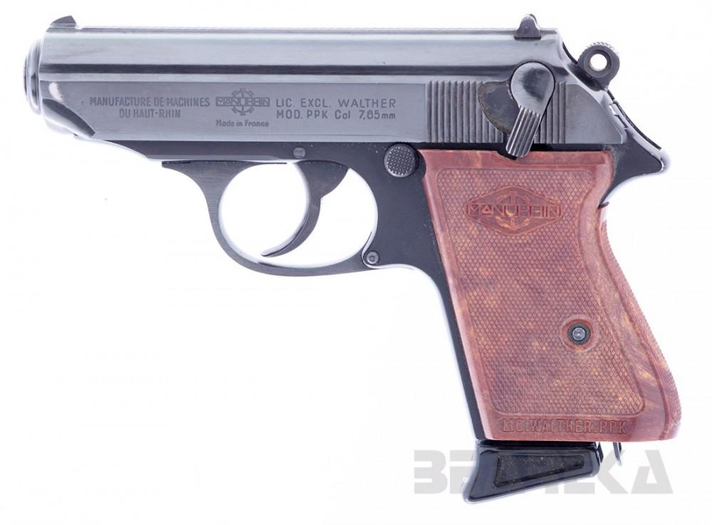 Pistole Manurhin PPK cal.7,65Br