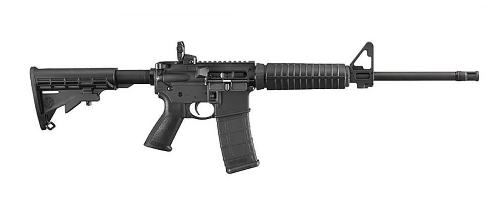 VÝHODNÝ BALÍČEK! Puška Ruger AR-556 + Vortex Crossfire č.2