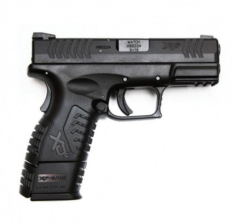 Pistole XDM-9 3,8