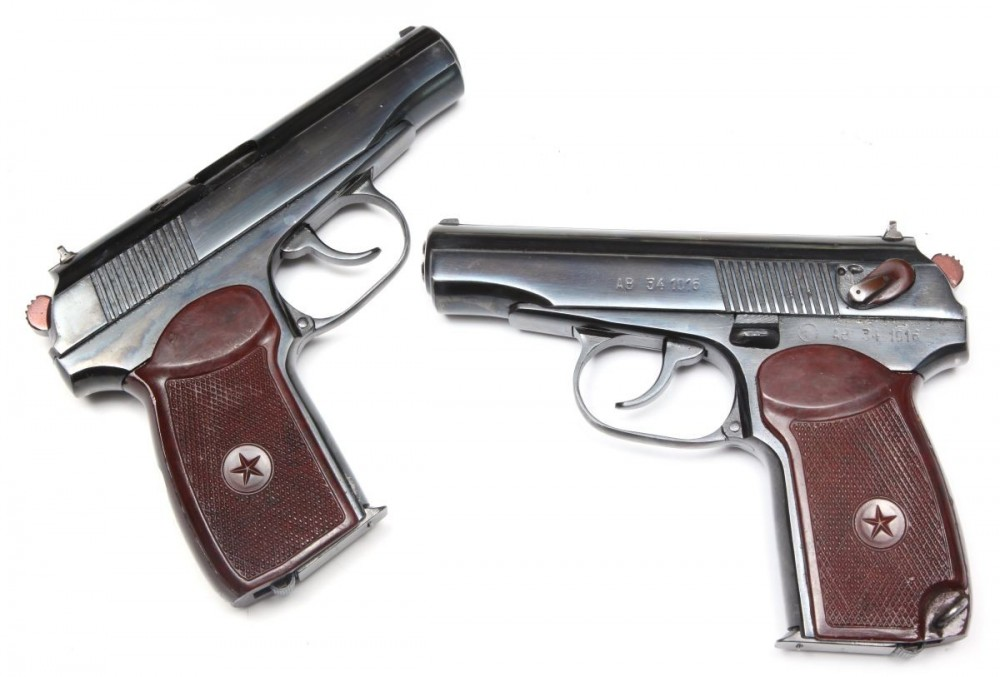 Pistole Makarov PM