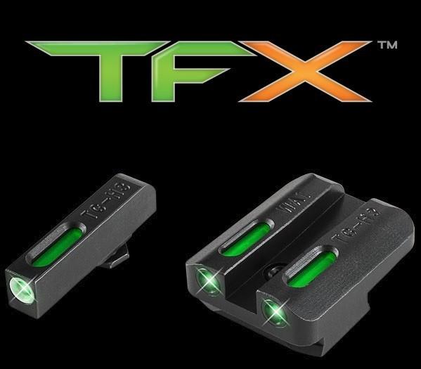 Mířidla Truglo TFX pro Walther PPQ