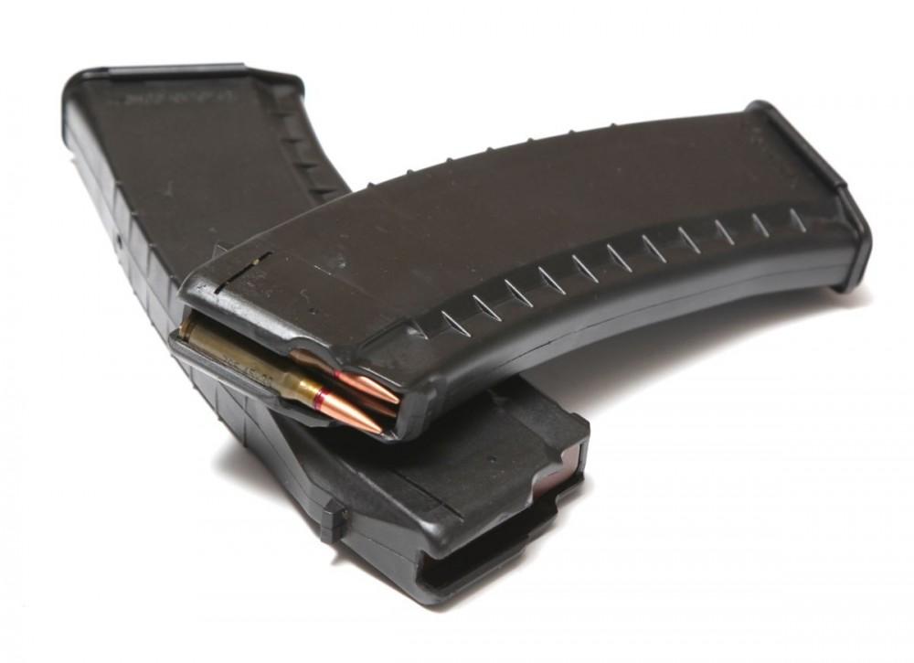 Polymerový zásobník AK-74 5,45x39 - 30 ran, černý