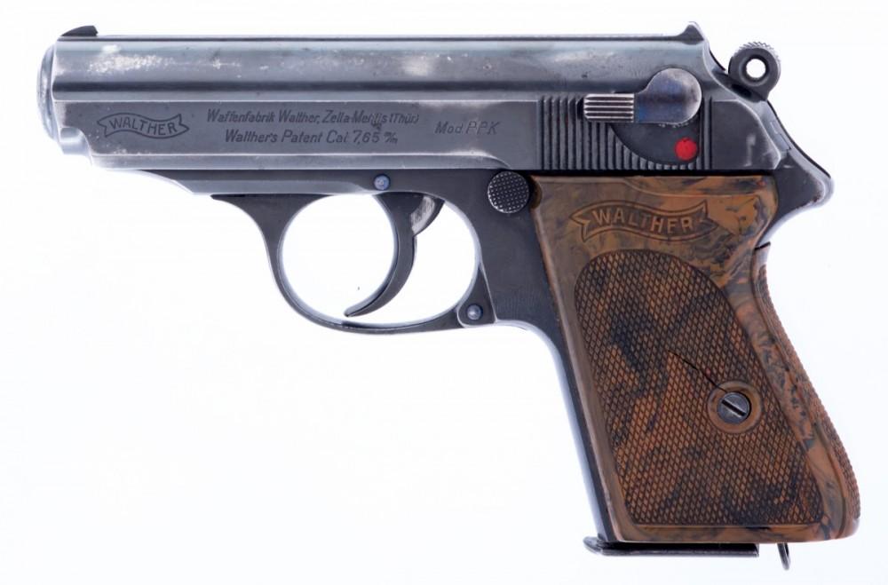 Pistole Walther PPK 7,65Br č.2
