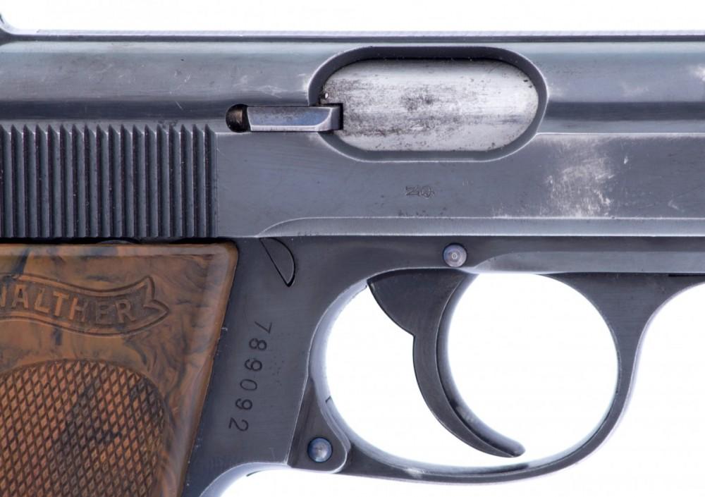 Pistole Walther PPK 7,65Br č.4