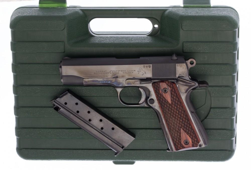 Pistole Colt Combat Commander