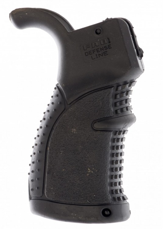 Pistolová pogumovaná rukojeť AGR-43 pro M16/M4/AR15 Fab Defense