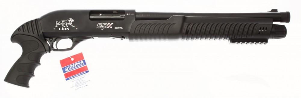 Opakovací brokovnice Derya LION SPX-102 cal.12/76