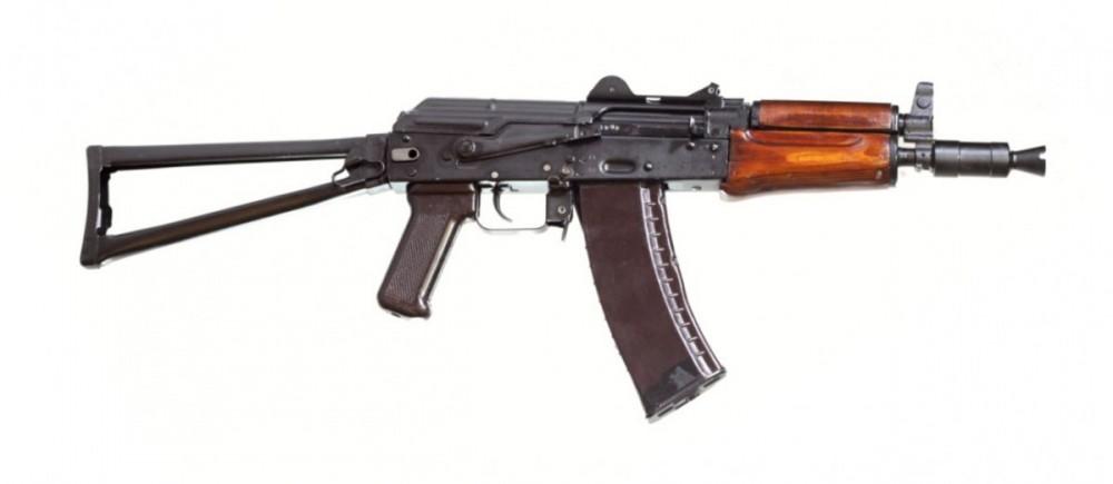 Samonabíjecí puška AKS-74U + náboje 5,45 x 39, 1 000 ks č.1