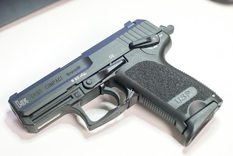 Pistole Heckler & Koch USP Compact
